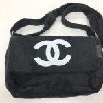 シャネルのノベルティバッグを心斎橋のお客様から宅配買取!