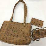 MCMのバッグや財布を吹田市のお客様から高価買取!