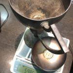 純銀製盃・トロフィーを兵庫県猪名川町のお客様より高価買取!