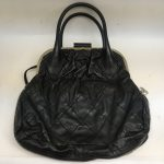 伊丹市のお客様からシャネルのワイルドステッチ・ガマ口 ハンドバッグを高価買取!
