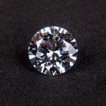 ダイヤモンドの類似石と屈折率について