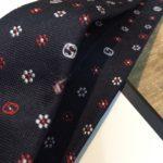 グッチ ネクタイ ABランクのお品物を宅配買取にて8千円でお売り頂きました!